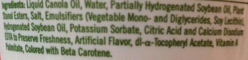 Spread 55% Vegetable Oil
