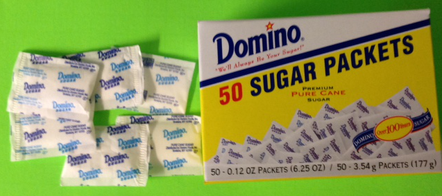 sugar-packets