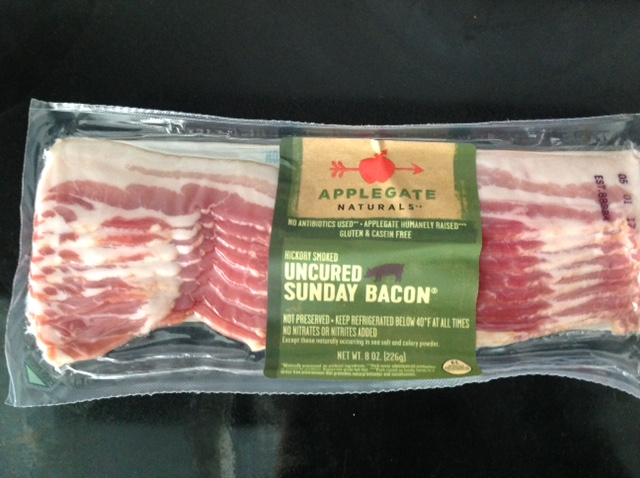 Bacon uncured