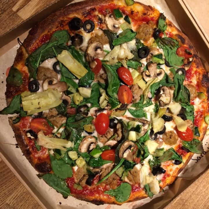 sara pizza