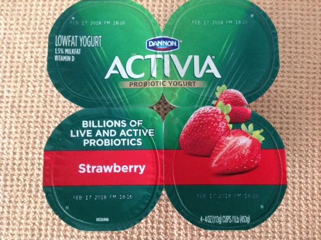 Probiotics redo