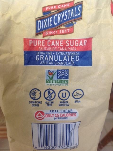 Clean sugar