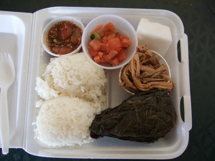 Plate lunch Rachel Laudan