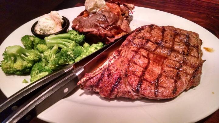 Longhorn meal