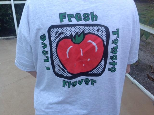 Fresh Tomato Flavor