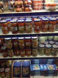 pickled herring fridge
